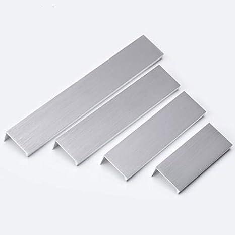 Accesorio de puerta con tirador de aleaci/ón de aluminio 2 unids//set para puerta de balc/ón para puerta de aleaci/ón de aluminio