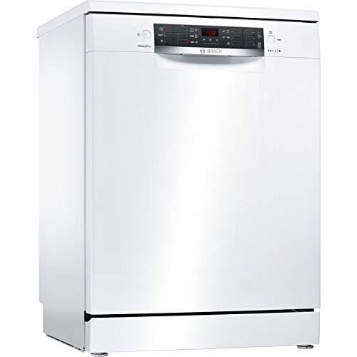 Bosch Serie 4 SMS46JW08E lavavajilla Independiente 13 cubiertos A ...