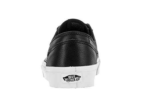 Vans Unisex Brigata (Premium Lthr) Skate Shoe Black Manchester online outlet nicekicks buy cheap choice official site cheap price top quality cheap price 0R4Bfd