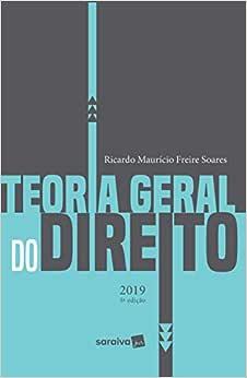 Teoria geral do direito - 5ª edição de 2019