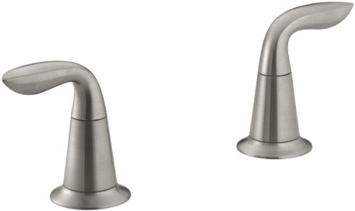 KOHLER K-T5325-4-BN Refinia Valve Trim, Valve Not Included, Vibrant Brushed Nickel by Kohler