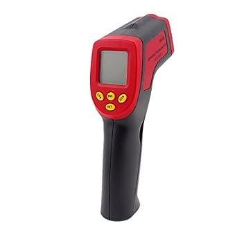 DealMux Temperatura da arma não-contacto LCD Temp digital IR Infravermelho Termómetro