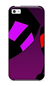 New Iphone 5c Case Cover Casing(invader Zim)
