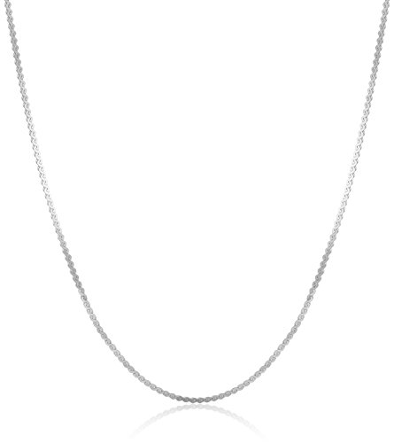weight Serpentine Chain 0.8mm Chain Necklace, 20