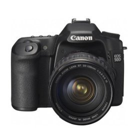 Canon EOS 50D 15.1MP Digital SLR Camera with EF-S 18-200mm f/3.5-5.6 IS Standard Zoom Lens ()