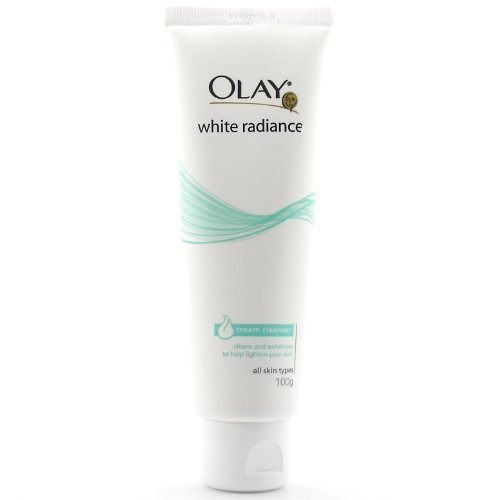3 Olay White Radiance Cream Cleanser Facial Foam (100g) Free Shipping by Olay