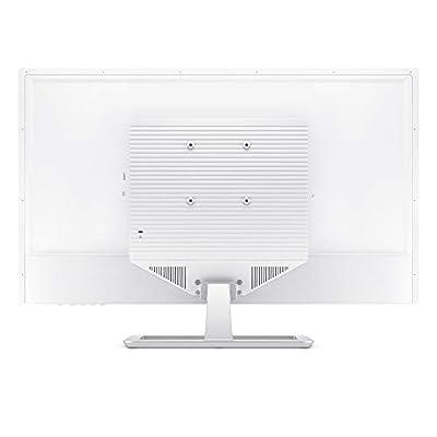 """Dell D Series LED-Lit Monitor 31.5"""" White D3218HN, FHD 1920x1080, 16:9, IPS LED Back-lit, HDMI, VGA, VESA"""