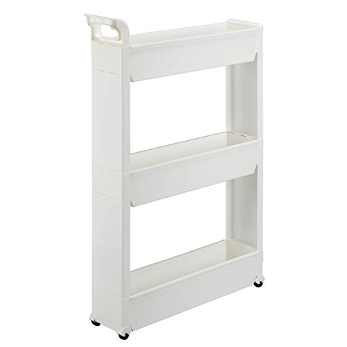 Slim Storage Cart 3 Tier (Slim Furniture)