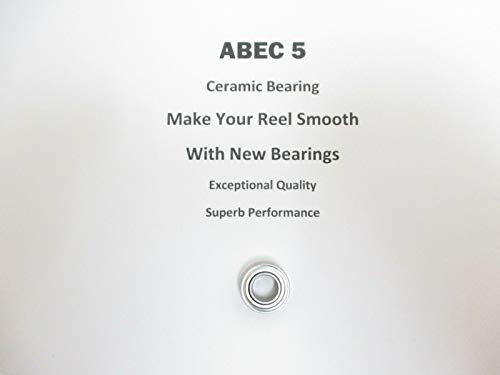 Shimano Sonora SON4000F RD0026 ABEC5 Ceramic Bearing 7x14x5#38