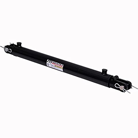 Double Acting Welded Hydraulic Cylinder 2