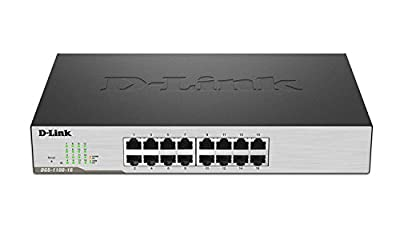 D-Link EasySmart Gigabit Ethernet Switch