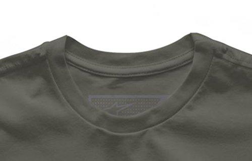 Green 690 Thé Vert military Alpinestars T shirt R7COwFq