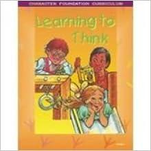 Amazon.com: Learning to Think -Teacher (ACSI CHARACTER ...