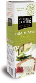 Bearnaise Sauce 5.07oz. Christian Potier