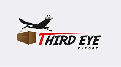 Third Eye Export 32 Inches Diameter Round Meditation Seating Ottoman Decorative Sham Stuffer Round Floor Pillow Insert by Third Eye Export (Image #2)