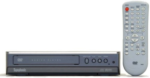 (Symphonic WF104 DVD Player)