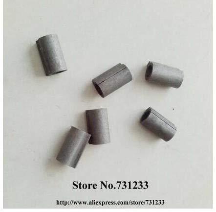 (Ochoos 4pcs/lot 6.35mm to 11mm Input Shaft Sleeve Shaft Adaptor for RV30 Worm Reducer Mounting with Nema 23 Stepper Motor)