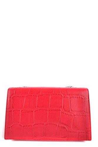 Versace Borsa A Spalla Donna FBD1266FCBCF629N Pelle Rosso