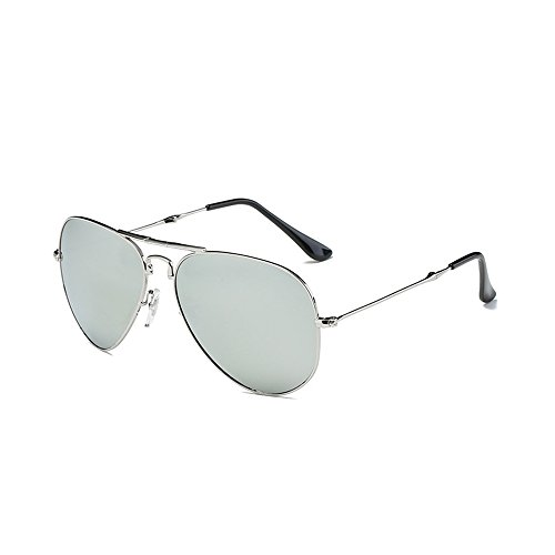 Meyison HD Foldable Aviator Sunglasses for Men, UV400 Protec
