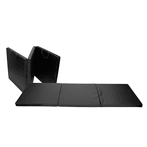 Sunny Health Fitness Tri Fold Exercise product image