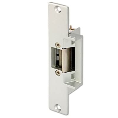 Generic Fail Secure NO Mode Electric Strike Lock for Wood Metal Door Access Control