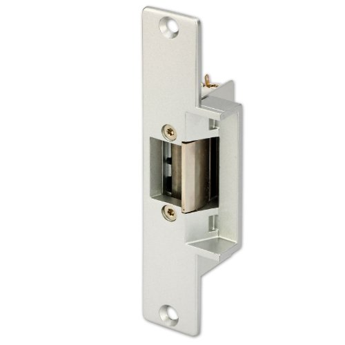 Fail Secure NO Mode, ZOTER Electric Strike Lock for Wood Metal Door Access Control