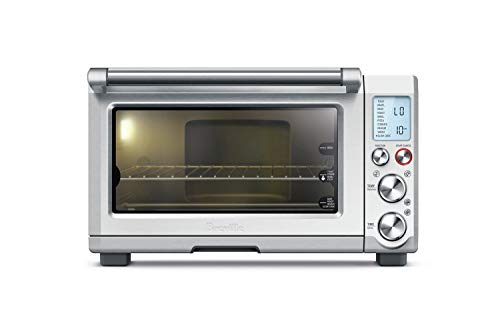 Breville BOV845BSS Smart Oven Pro 1800 W Convection Toaster Oven with Element IQ, Brushed Stainless Steel