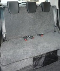 Good Ideas Rear Car Seat Covers 729 Protect Your Car Seats From