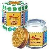 3 X 30g White New Tiger Balm Massage & Pain Relief Thai Original. Big Jar Product of Thailand