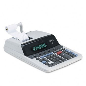 Sharp VX-1652H Two-Color Printing Calculator