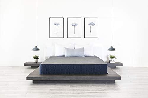 Dreamfoam Bedding Chill 14″ Gel Memory Foam Mattre