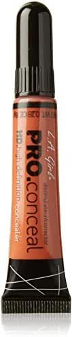 L.A. Girl Pro Coneal Hd. High Definiton Concealer 0.28 Oz #990 Orange