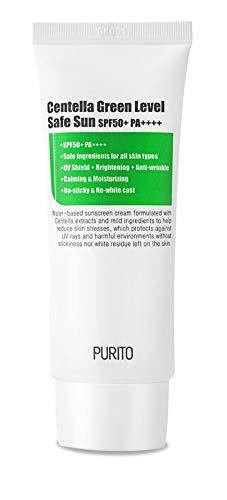 [PURITO] Centella Green Level Safe Sun (SPF50+ / PA++++) 60ml