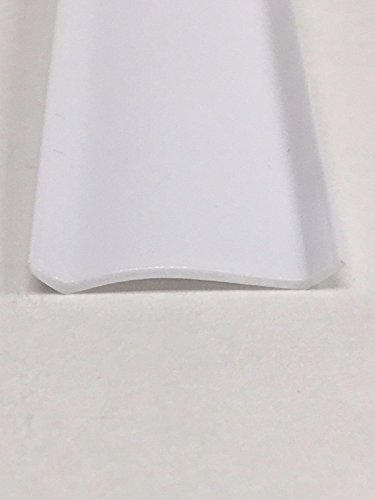 Rv Trim Molding (White Vinyl 1