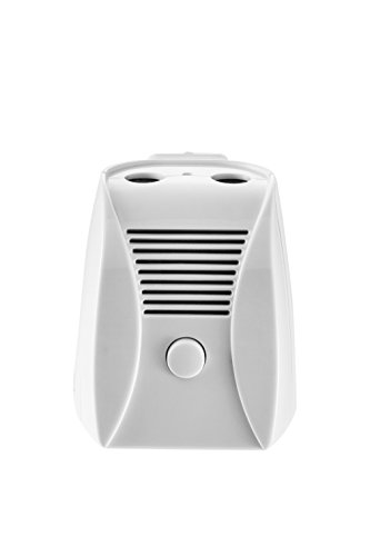 PowMax PE007 Ivation Ozone Air Purifier EP202,Commercial Air Ozone Generator & Air Purifier Natural Odour Remover Ionizer & Deodorizer Great for Dust, Pollen, Pets, Smoke & More