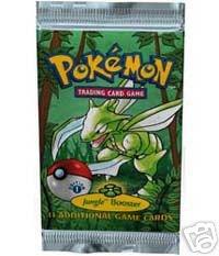 pokemon booster pack jungle - 6