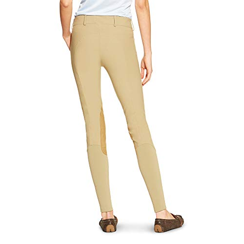 Ariat olympia low rise front zip breeches