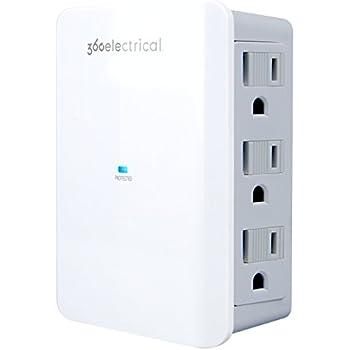 Amazon Com 360 Electrical 360352 Sideline Protector 6