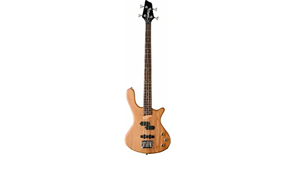 Washburn T-14 NS - Bajo electrico, 1 control de volumen, color natural satin: Amazon.es: Instrumentos musicales