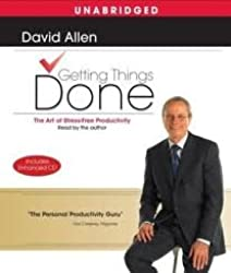 Getting Things Done [Audiobook, Unabridged] Publisher: Simon & Schuster Audio; Unabridged edition