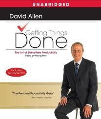 Getting Things Done [Audiobook, Unabridged] Publisher: Simon & Schuster Audio; Unabridged edition by