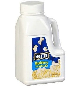 Amazon Com Act Ii Buttery Popcorn Salt 3 4 Lbs 3 Pack Flavored Salt Grocery Gourmet Food