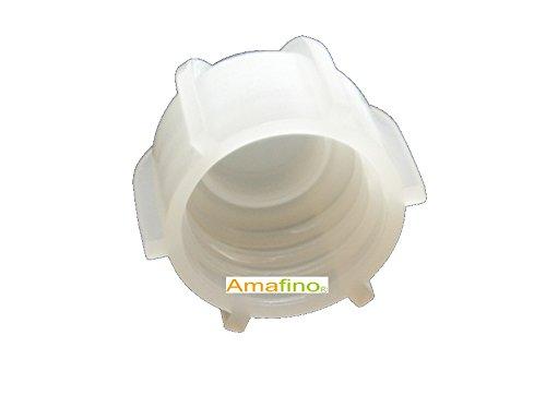 Verschlusskappe fü r Kartuschen 6 Stü ck Amafino