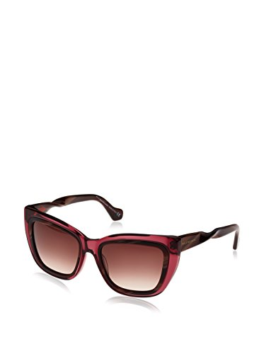 Sunglasses Balenciaga BA 27 BA0027 83F violet/other / gradient brown