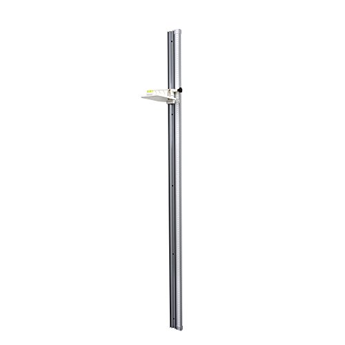 (Health O Meter 205HR Professional Wall Mounted, High-Strength, Height Rod)