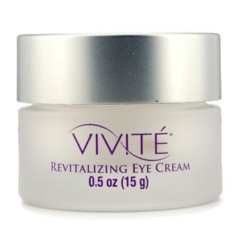 Vivite Eye Care 0.5 Oz Revitalizing Eye Cream For Women
