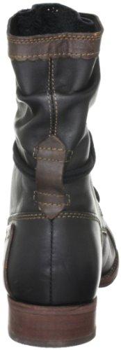 Caterpillar Marin, Boots femme Noir (Black/Dk Brown)