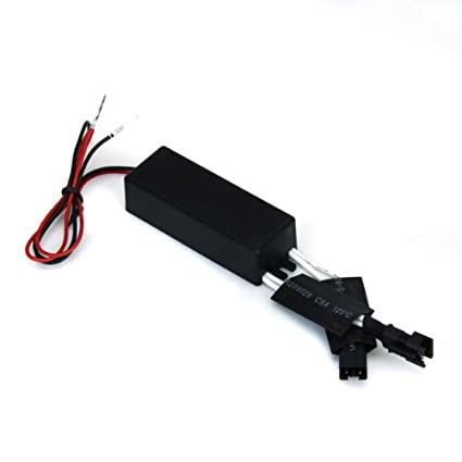 LCDPARTSDIRECT® 12V Replacement Inverter for CCFL Angel Eyes Halo Rings /  Each Sealed Inverter Has 2 Outputs--with Over Temperature Protection and