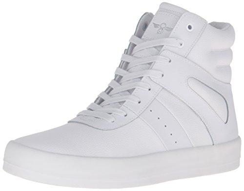 Sneakers Creative Ricreazione Moretti In Bianco Bianco