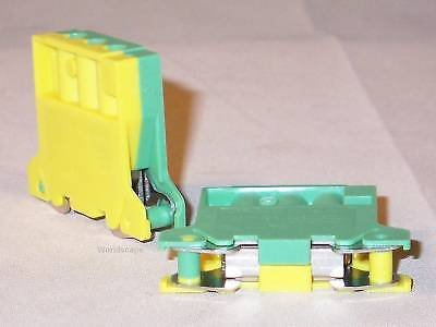 DIN Rail Terminal Blocks 1P 7.5mm MSLKG5 (1 piece)